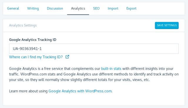 google-analytics-trackign